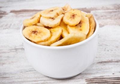 Fotolia 247498194 M - Bananes séchées