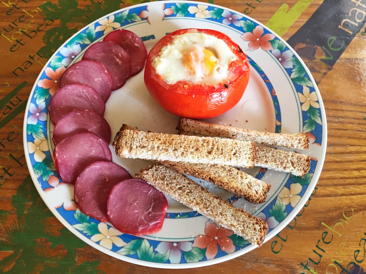 IMG 3933 - Tomates cocottes