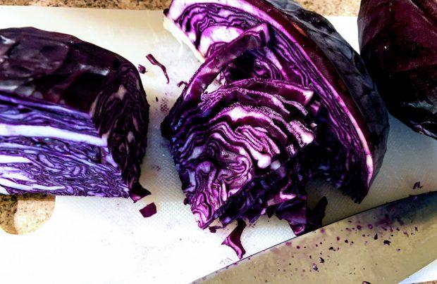 IMG 6002 620x404 - Salade de chou rouge au vinaigre
