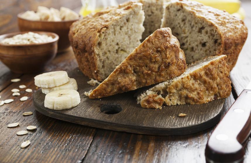Fotolia 267417381 S - Gâteau moelleux à la banane