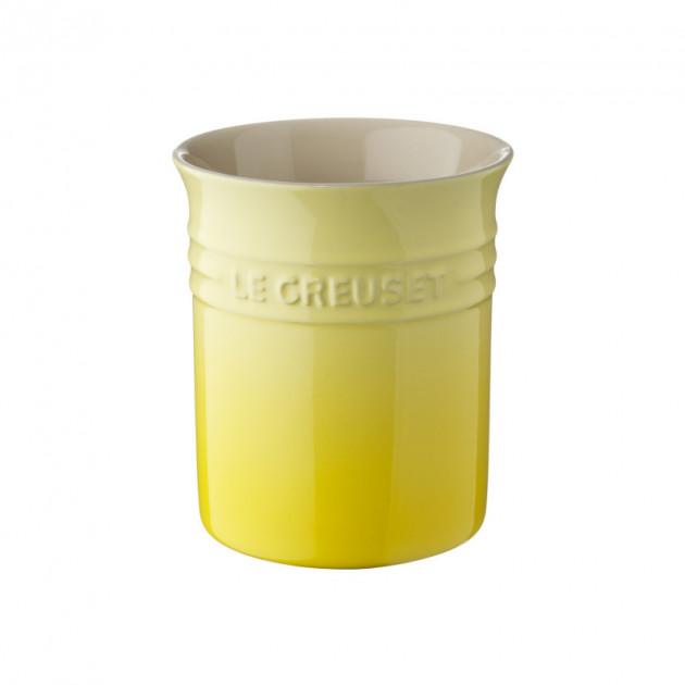 pot a ustensiles soleil jaune 1 10 l le creuset