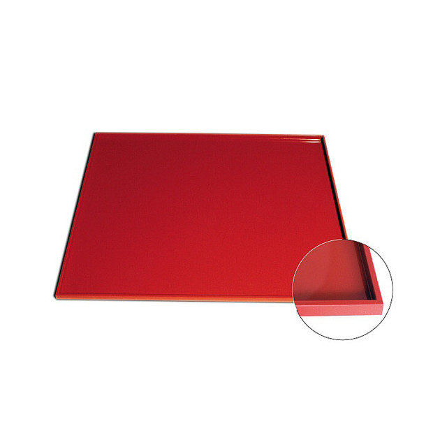 tapis silicone patisserie avec rebords 54 x 35 cm silikomart
