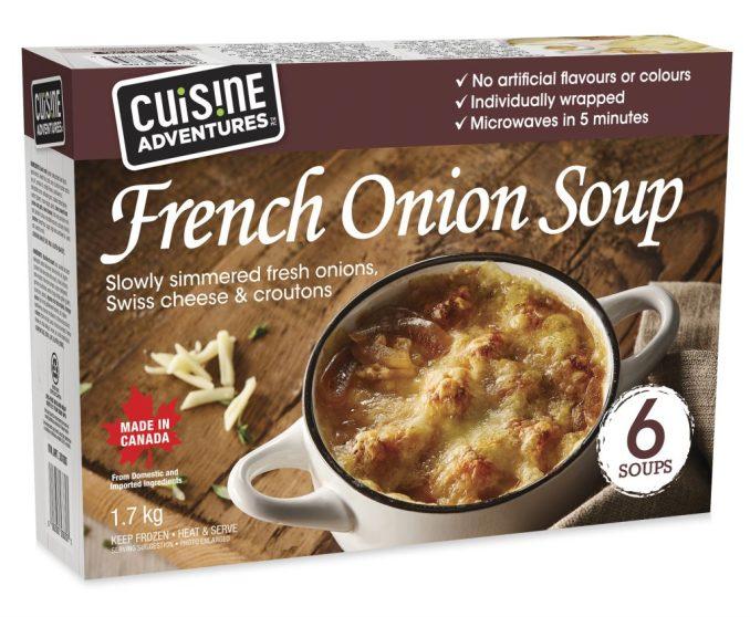 French Onion Soup - Costco CA - Cuisine Adventures