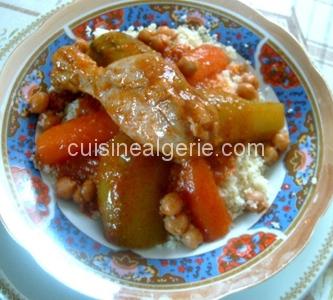 Couscous-au-poulet