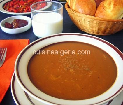 harira-algérienne-soupe-au-levain