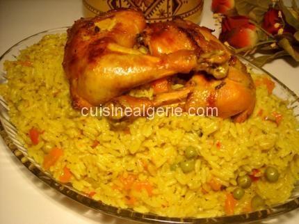 riz-au-poulet-plat-algerien