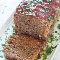Pain de viande américain, moelleux, recette facile