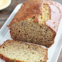 Cake à la banane hyper moelleux (banana bread américain)