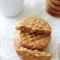 Cookies au beurre de cacahuètes moelleux sans gluten