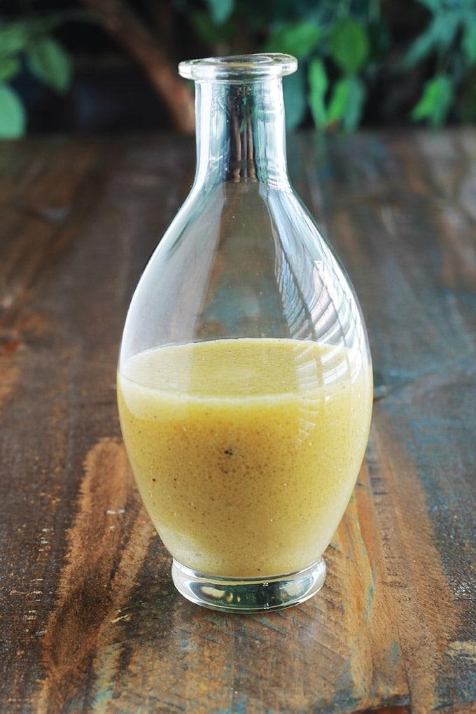 sauce vinaigrette classique recette de base et variantes