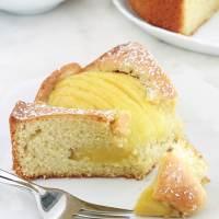 Gâteau allemand aux pommes, recette facile et rapide