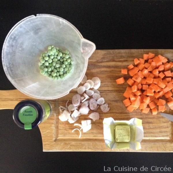 fusili aux légumes cookeo 02