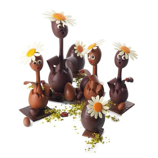 Pâques, la tendance 2016 pour les chocolats