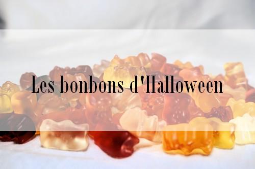 Tout ce qu'il faut savoir sur les bonbons d'Halloween