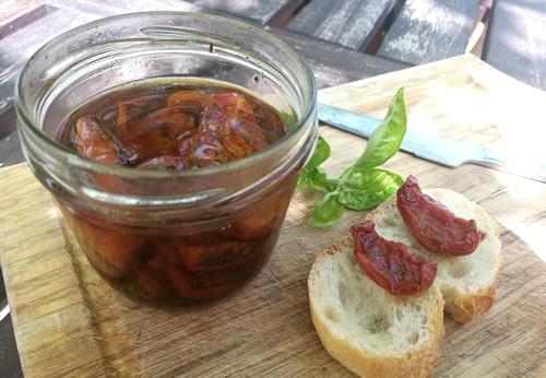 Préparer ses tomates séchées maison