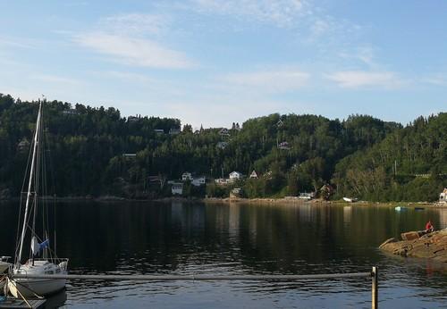Le Casta Fjord, pour dîner au bord du Saguenay