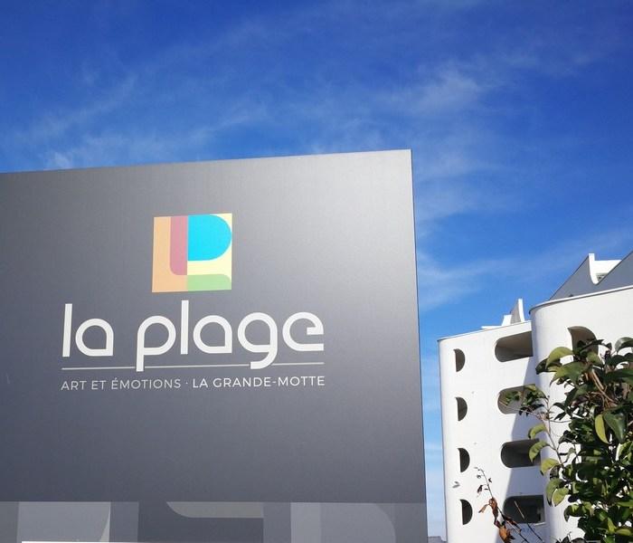 Hôtel La Plage, Art et Emotion à la Grande Motte