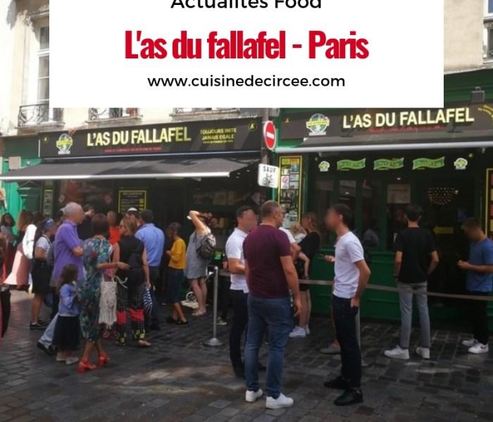 L'As du fallafel à Paris, à la hauteur de sa réputation