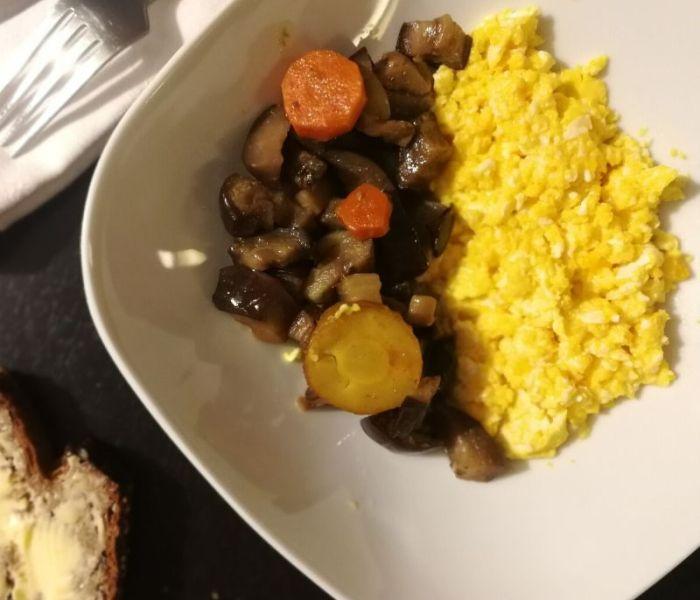 Comment réussir ses oeufs brouillés grâce au Cooking Chef Gourmet ?