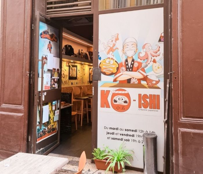 Chez Ko Ishi, partez directement au Japon