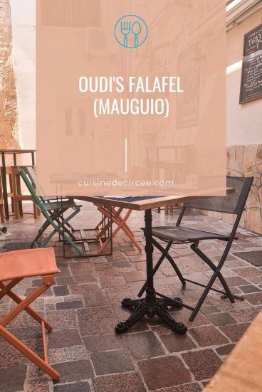 Oudi's falafel