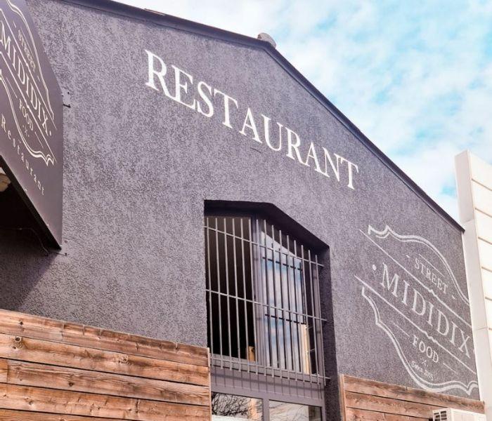 Le Mididix, restaurant de burgers gourmets à Mauguio