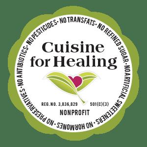 Cuisine for Healing Badge