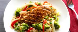Cuisine for Healing — Chicken