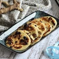 Crêpes au fromage blanc