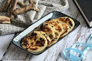 Crêpes au fromage blanc & cranberries (3)