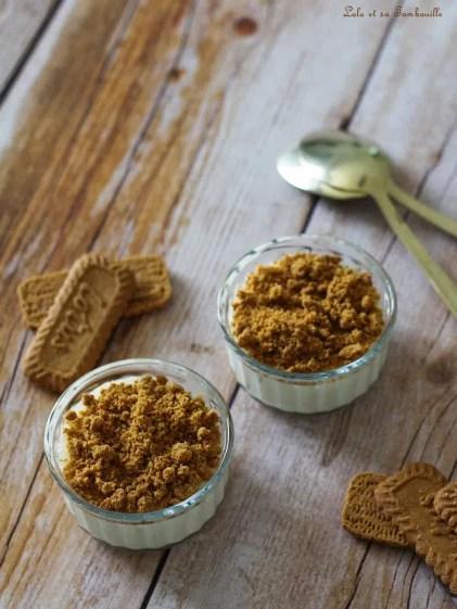 Crèmes express vanille & spéculoos (3)