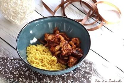Poulet épicé aux noix de cajou (3)