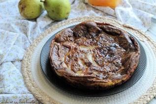Clafoutis poires & roquefort (2)