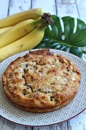 Gâteau à la ricotta & bananes (2)