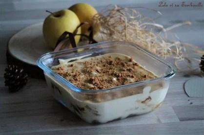 Tiamisu pommes & spéculoos (2)