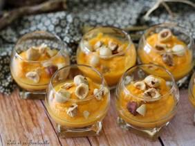 Verrines mousse de carottes (9)