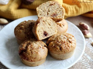 Muffins carambars sans beurre (1)