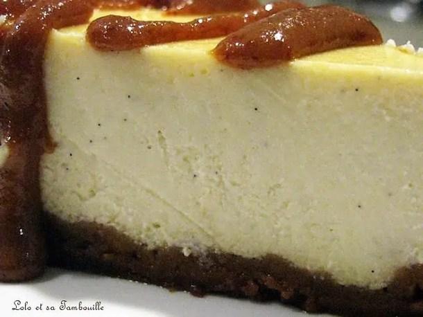 Le cheesecake parfait
