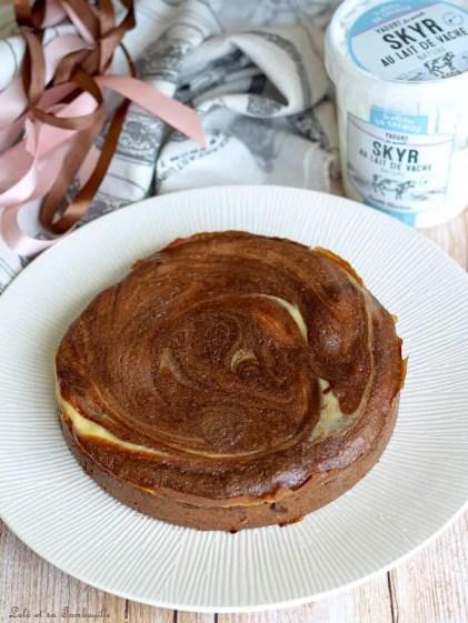 Brownie cheesecake (2)