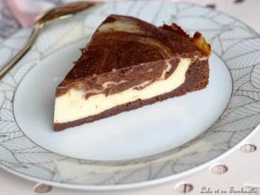 Brownie cheesecake (6)
