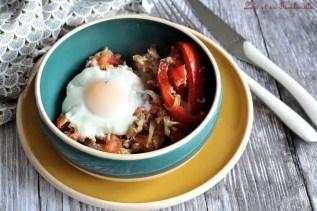 Oeufs au plat à l'andalouse (3)
