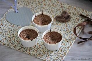 Fondants chocolat coeur de caramel (2)