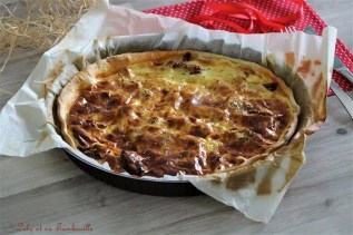 Tarte au petit billy tomates séchées & chorizo (2)