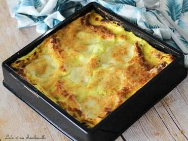Lasagnes aux fruits de mer (2)