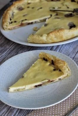 Tarte à la banane & ricotta (6)