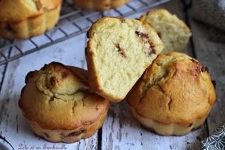 Muffins au schoko-bons (1)