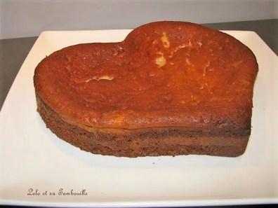Brownies marbré au praliné et mascarpone (2)