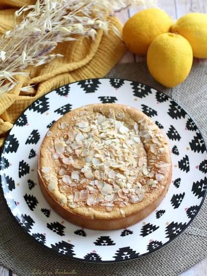 Moelleux citron et amandes (2)
