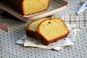 Cake moelleux au rhum