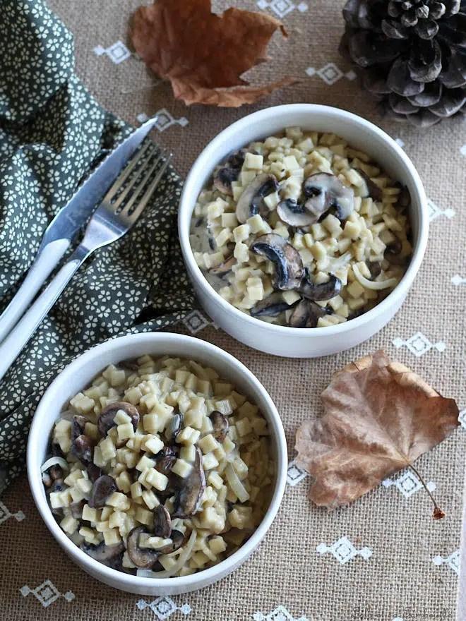 crozetto champignons